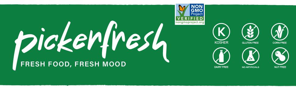 Pickerfresh: Fresh Food, Fresh Mood