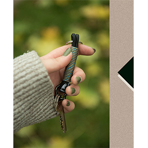 Unique keychains for men