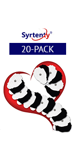 palm snap electrodes syrtenty tens 7000 compex pad 20 pieces discount replacement pads machine use