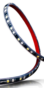 Flexible LED Tailgate Light Bar