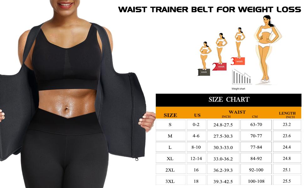 Waist Cincher Trimmer Sweat Sauna Belt