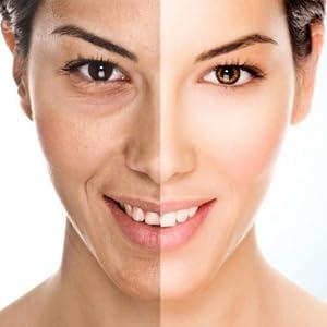 verwijdert dode huidcellen en verzacht de huid terwijl de poriën worden gereinigd