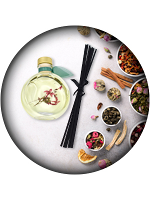 All natural reed Diffusers made with essential oils and natural botanicals. No Parabens or Sulfates