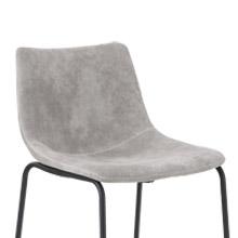 Cushioned Seat & Backrest