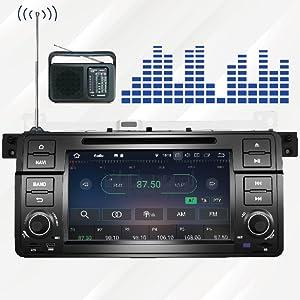 FM/AM radio