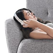 "Ivinta Living Room Couch Sofa Linen Fabric Tufted Mid-Century Modern Loveseat Sofa, 71"" Small Sofa"