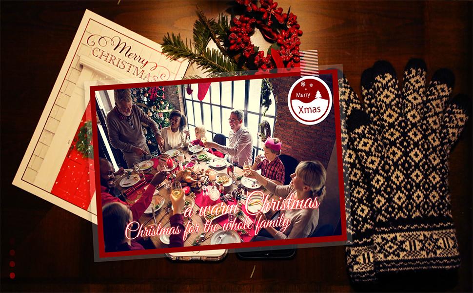 "2019 GEX 21"" Luxury Velvet Elegant Embroidery Christmas Stockings"