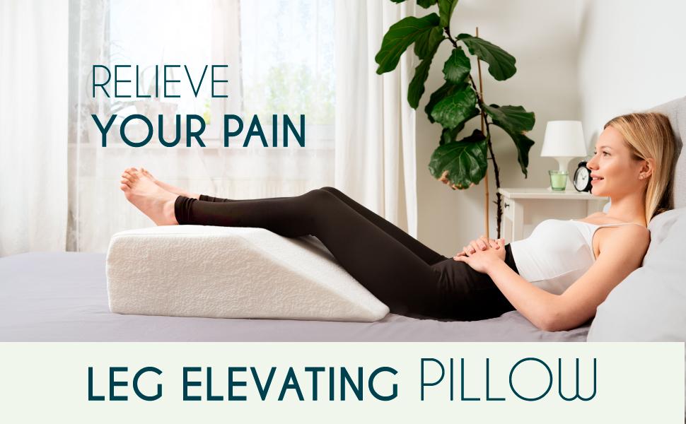 Dreamzie Leg Elevation Pillow