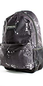 members only print backpack