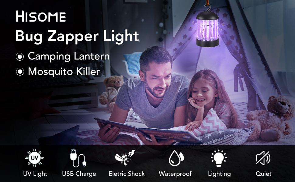 bug zapper light