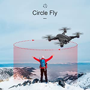 360°Circle Flight