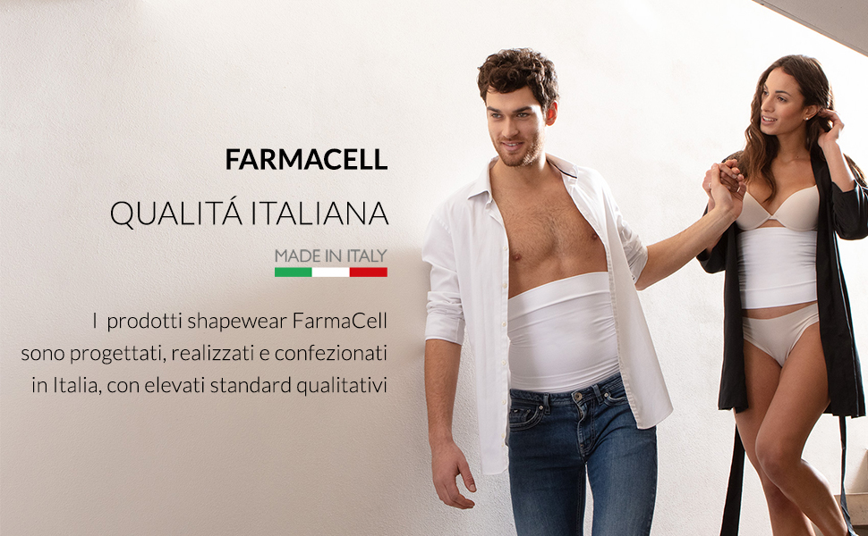 farmacell relaxsan shapewear made in italy qualità italiana