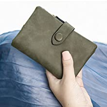 portafoglio donna morbido pelle,portafoglio con portamonete donna,portafoglio donna compatto pelle