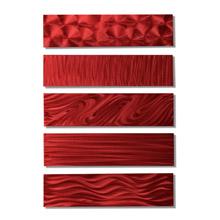 red wall art statements2000 jon allen metal art decor for living room red home decor handmade art