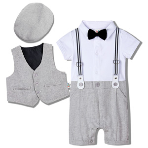 Baby Gentleman Outfit Suit