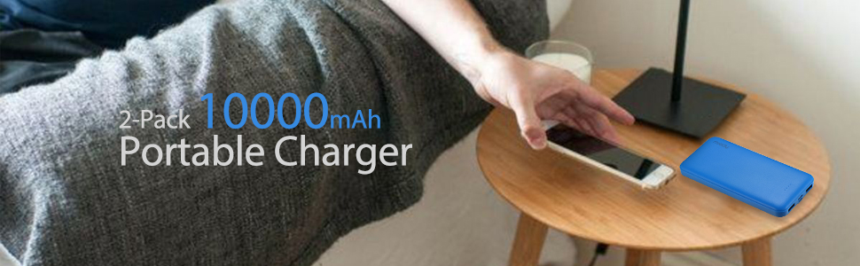 portable power bank charger