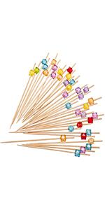 PuTwo Cocktailspieße Toothpicks