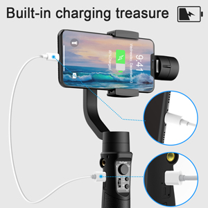 Mobile Gimbal stabilizer, Gimbal stabilizer for iphone, Gimbal stabilizer for sony