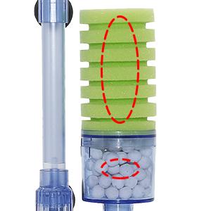fish tank sponge filter