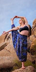 harem pants women hippie bohemian