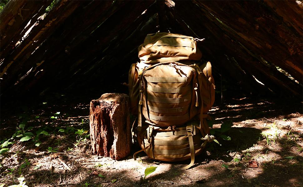 M6226 Internal Frame Backpack(60L)