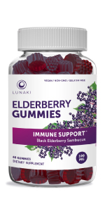 Elderberry Immunity Support