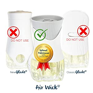 Compatible with Air Wick