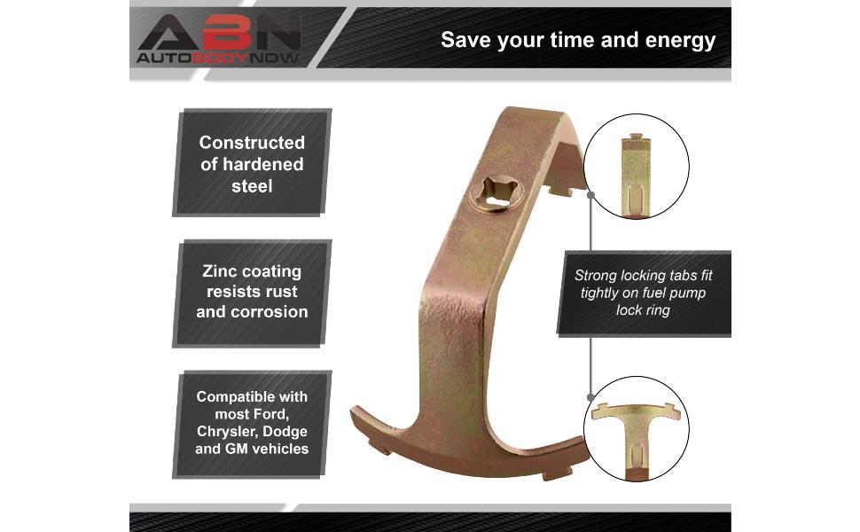 Fuel Pump Retaining Ring Tool