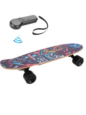 WOOKRAYS Electric Skateboard