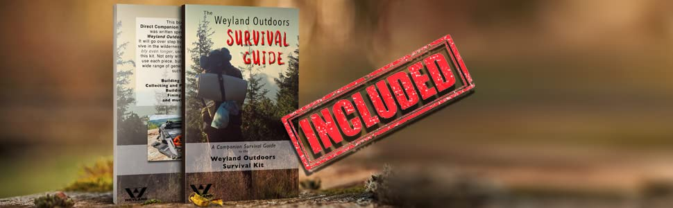 Survival Field Guide Book