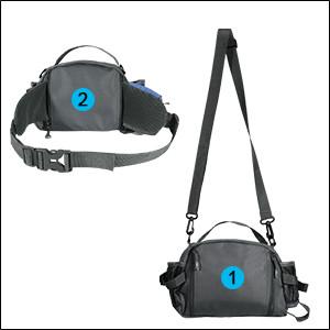 fanny pack for women men kids boy girl water bottle hiking walking running traveling walk waist bag