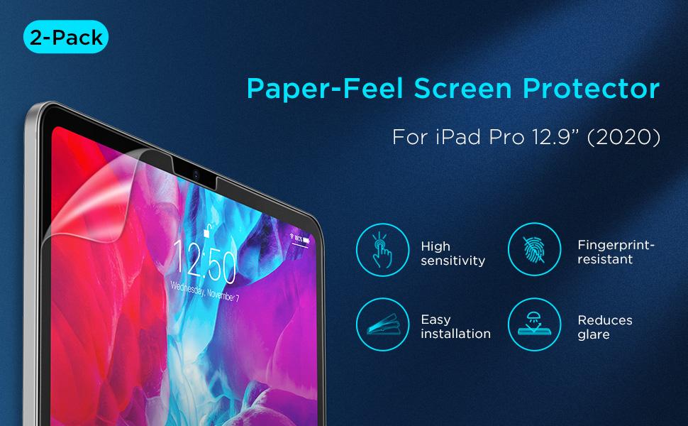 ipad pro 12.9 screen protector