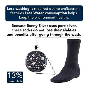 no more bad foot odor
