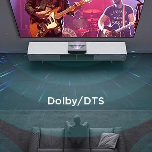 dolby dts sound