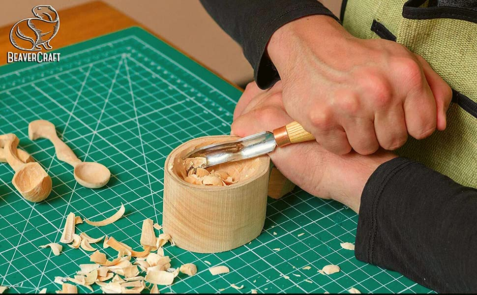 spoon carving gouge