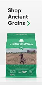 ancient grain dog food