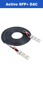 10G SFP+ DAC Cable, Active