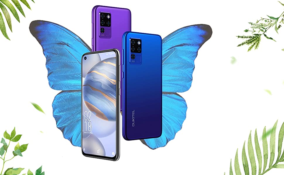 Fantasy Butterfly Phone