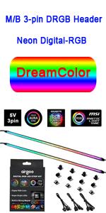 Neon PC Digital RGB LED Strip