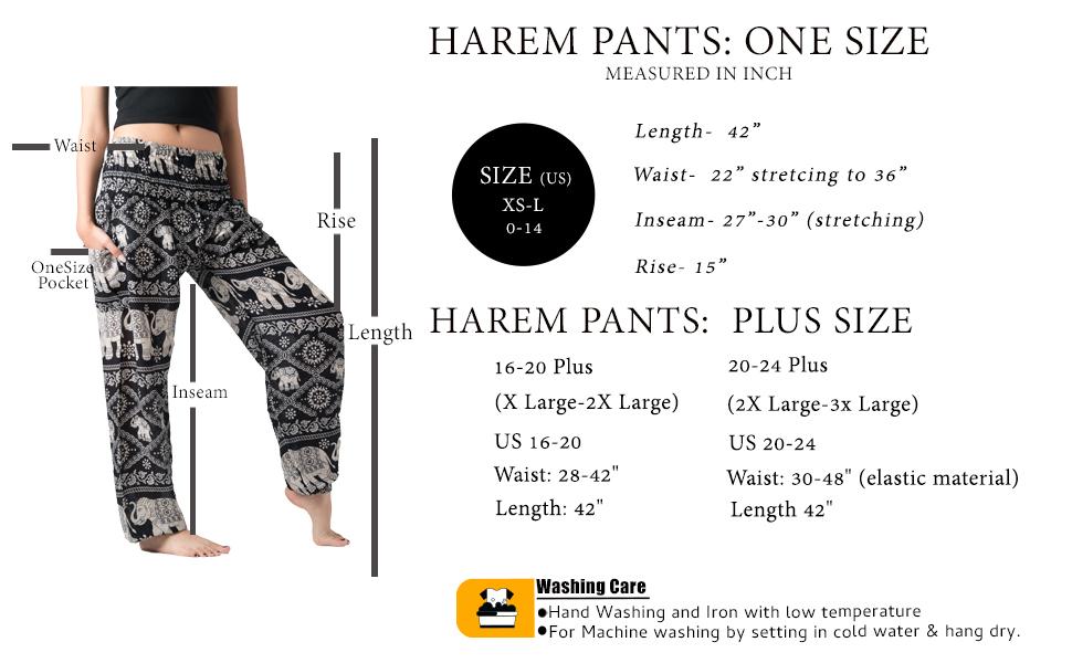 bohemian wide leg yoga hippie pilates pajamas black elephant clothing maternity summer 2x 3x