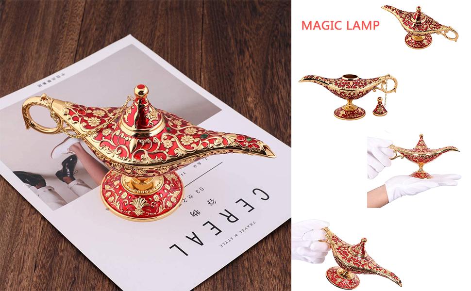 The magic lamp of fashion