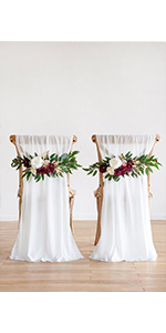 Bridal's Chair Flower