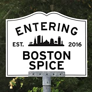 Entering Boston Spice Established in 2016