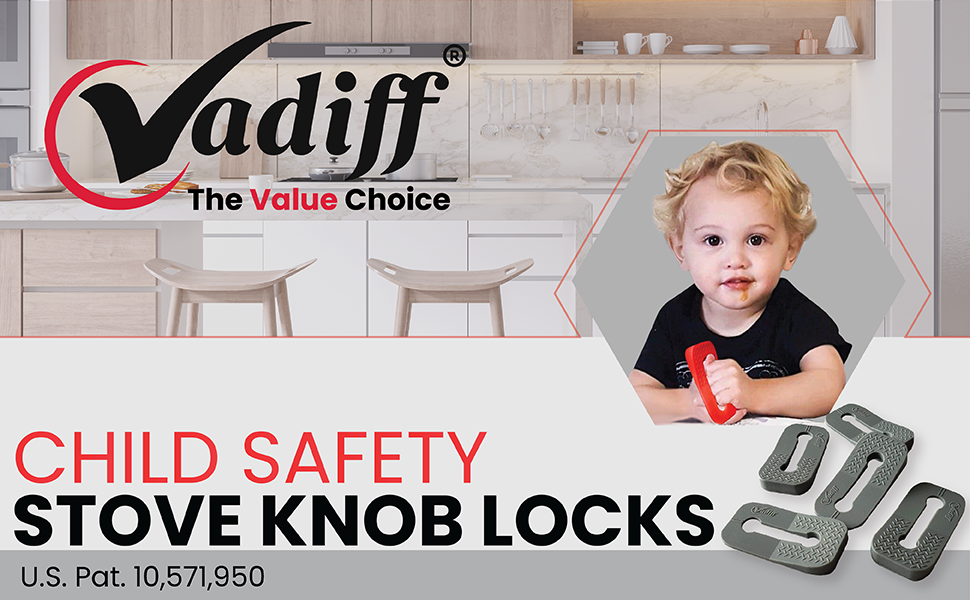 Vadiff Logo and patent