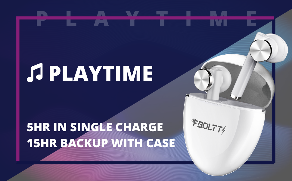 Playtime earbuds