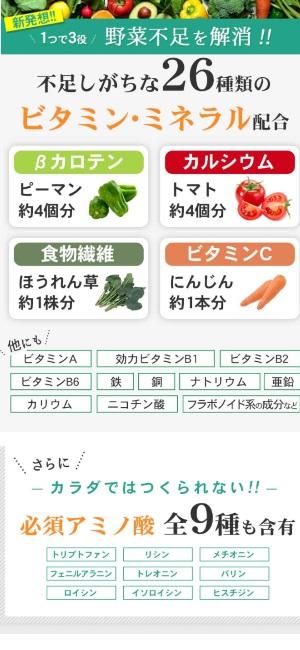 野菜不足,桑の葉青汁,ダイエット