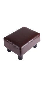 Ottoman Footstool PU
