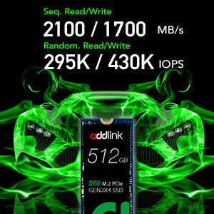 addlink S68 512GB