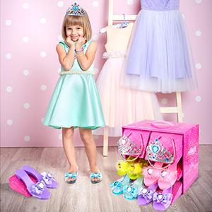 princess dress up shoes