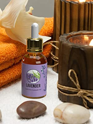 lavender essential oil hair growth skin face glowing